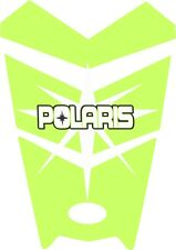POLARIS HOOD decal GRAPHICS SWITCHBACK RUSH 800 600 PRO S X AXYS 120 137 16 lime