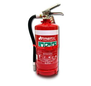 2.5kg ABE Dry Powder Fire Extinguisher