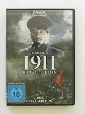 2 DVD 1911 Revolution Jackie Chan Film