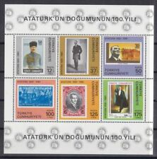 Echte Briefmarken aus Europa mit Geschichts-Motiv als Satz
