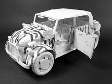 Modelik 20/12 - Kommandeurwagen Steyr 1500a me lasercutteilen