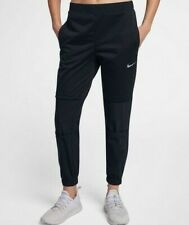 NIKE SHIELD SWIFT WOMEN RUNNING REPEL TROUSERS PANTS - BLACK 943522-010 - XS L