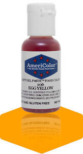 AmeriColor Food Coloring Soft Gel Paste Food Color, .75 Ounce