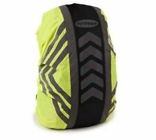 Reflective Waterproof Bag Rain Cover Backpack Cover Outdoor Camping Dustproof