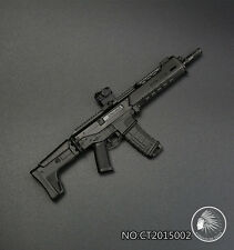 New Comanche Toys Ct2015002 MagPul Masada Assault Rifle 1/6 Scale