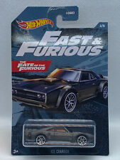 2021 Hot Wheels Fast and Furious Ice Charger The Fate of the Furious 2/5 NIP