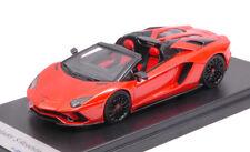 Looksmart Ls482f Lamborghini Aventador S Roadster Arancio Argos 1 43 Die Cast