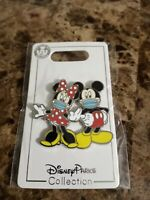 Disney Pin Mickey Mouse Minnie Mouse Pin Mickey In Mask Fantasy Pin