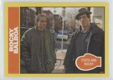 2016 Topps 40th Annivesary Online Exclusive Base #279 Balboa Steps and Rocky 0w6