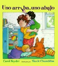 Uno Arriba, Uno Abajo: (One Up, One Down) (Libros Colibri)
