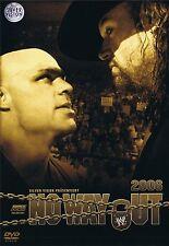 WWE No Way Out 2006 DVD WWF Wrestling (Kurt Angle vs Undertaker)