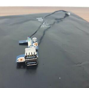 Dual USB Board Power Button Board Einschalter BA92-05473A aus Samsung NP-R720