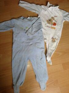 Lot De 2 Pyjamas 18mois