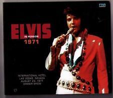 Elvis Presley CD Elvis In Person 1971 - 3-Panel-Digipack !!