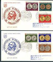 SMOM - 1970 - Antiche monete dell'Ordine (1)