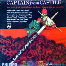 ROBERT FARNON - CAPTAIN FROM CASTILE - PHILIPS LP - WHITE LABEL PROMO