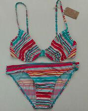 ESPRIT Badeanzug Träger Bikini - Set  Gr 36 Cup C Neu