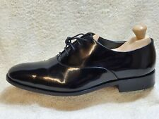 Loake mens Lace Up Formal shoes all Leather Black 8.5 EUR 42.5