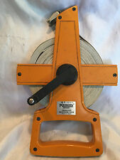 Pre-owned Collectible Keson Fiberglass Measuring Tape 100 Ft