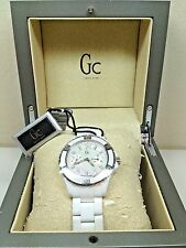 Guess Collection Watch GC X69001L1S Women Ladies Sapphire White Sport