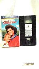 1991 Oklahoma Musical Rodger and Hammerstein Collection VHS Movie Rated G