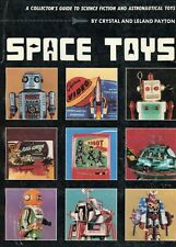Vintage Space Toys Robots Rockets - History Makers Etc . / Scarce Book