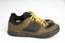 Shimano SH-AM501 MTB SPD Shoes - Olive - 40 - All Mountain Bike Shoes US 7.6
