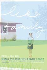 Like Family by Mclain, Paula , Paperback
