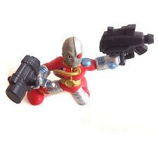 MARVEL COMICS Super Eroe Hero Squad-DEATHLOK FIGURA V, RARE, Imaginext