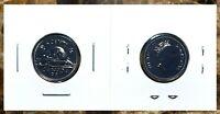 Canada 1991 Specimen Gem Five Cent Nickel!!