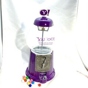 Yahoo! Gumball Machine Collectible Advertising