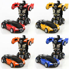 Robot Car Baby Gift Automatic Vehicle Cool Toy Transformers Kids Toys Toddler