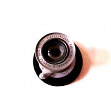 Nikkor.Q-C 5cm.3.5 lens, Nippon Kogaku Tokyo in M39 coll.
