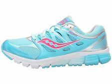 Saucony Sneakers  Zealot Turquoise Lace Girls/ Youth Size  3 1/2  Medium