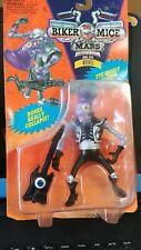 "Biker Mice from Mars "" Evil Eye Weevil"" Carded 1993."
