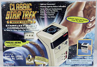 RARE! Star Trek The Motion Picture Electronic Wrist Communicator Playmates 16082