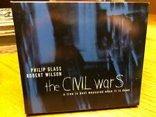 Glass: The Civil Wars: A Tree is Best Measured When it is Down, 1 CD, Nonesuch