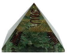 Blume des Lebens Symbol Orgon Pyramide Energie Edelsteine Generator Reiki