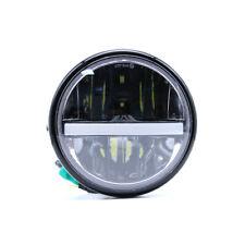 Proiettore moto 12V 55W Proiettore faro Faro anteriore LED Cafe Racer Bobber