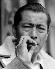 8x10 Print Toshiro Mifune Portrait #MIF1