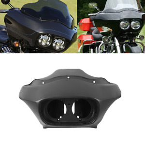 Inner & Outer Headlight Fairing Fit For Harley Road Glide Ultra FLTRU 2011-2013