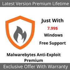 Malwarebytes Anti-Exploit💥Lifetime💥💥Licence key💥💥10s Fast Delivery💥