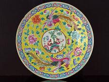 Earthenware Oriental Pottery Platters