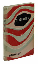 Siddhartha HERMANN HESSE First Edition Thus 1951 1st Alvin Lustig NEW DIRECTIONS