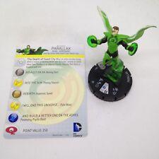 Heroclix War of Light set Parallax (Hal Jordan) #041 Rare figure w/card!