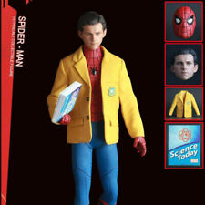 """Spiderman Homecoming Marvel 1:6 12"""" Clothed Figure Figurine Statue Crazy Toys"""