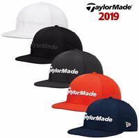 TaylorMade 2019 Mens New Era 9 Fifty performance Snapback  Golf Cap Hat