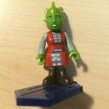 Dr. Doctor Who Character Building Series 1 Silurian General Restac