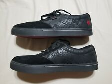 Slightly Used Etnies metal mulisha shoes Size 14us