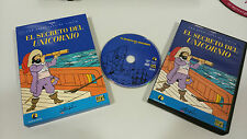TINTIN LAS AVENTURAS DE TINTIN EL SECRETO DEL UNICORNIO DVD HERGE SELECTA VISION